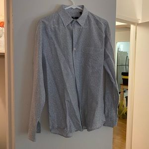 7 for All Mankind Mens Button Down